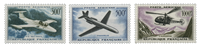 France 1957 - YT A35-37 - Mint