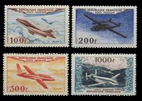 France 1954 - YT A30-33 - Mint