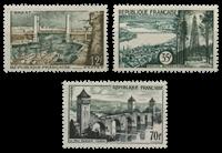 France 1957 - YT 1117-19 - Mint