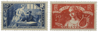 France 1935 - YT 307-08 - Mint