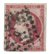 France 1959 - YT 17B - Cancelled