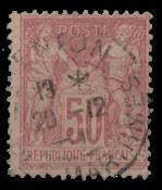 France 1900 - YT 104 - Cancelled
