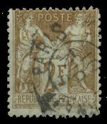 France 1900 - YT 105 - Cancelled