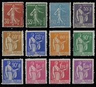 France - YT 360-71 - Mint