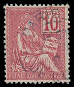 France 1900 - YT 112 - Cancelled