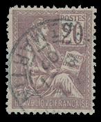 France 1900 - YT 113 - Cancelled