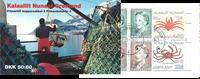 Grønland - Krabbe nr. 3 Hæfte - Stemplet