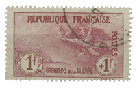 France 1917 - YT 154 - Cancelled