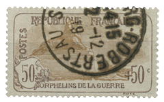 France 1917 - YT 153 - Cancelled