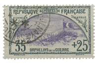 France 1917 - YT 152 - Cancelled