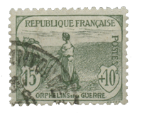 France 1917 - YT 150 - Cancelled