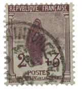 France 1917 - YT 148 - Cancelled