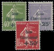 France 1931 - YT 275/77 - Mint
