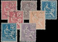 France 1900 - YT 112/18 - Unused