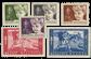 Belgien 1954 - OBP 955-60 - Ubrugt