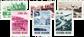 Belgien 1953 - OBP 918-23 - Ubrugt