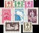 Belgien 1952 - OBP 900-07 - Ubrugt