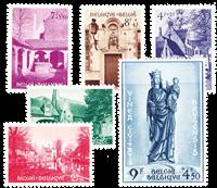 Belgium 1954 - OBP 946-51 - Unused