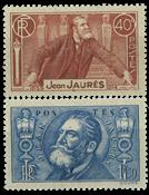 France 1936 - YT 318/319 - Unused