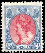 Netherlands - NVPH 65 - Mint
