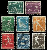Netherlands 1928 - NVPH 212-19 - Cancelled