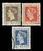 Netherlands - NVPH 487-89 - Cancelled