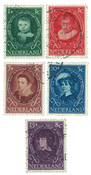 Netherlands 1955 - NVPH 666-70 - Cancelled