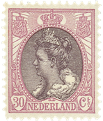 Netherlands - NVPH 72 - Mint