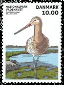 Denmark - Wadden Sea National Parc - Mint stamp
