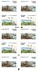 Danmark - Nationalpark Vadehavet - Postfrisk 10-stribe