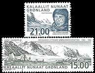 Grønland Ekspeditioner(2) - Stemplet sæt