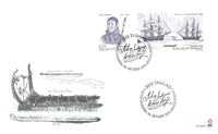 Grønland Ekspeditioner 2010 - FDC