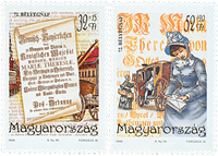 Hungary - Stamp day - Mint