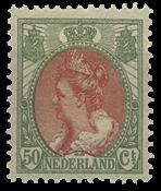 Netherlands - NVPH 74 50 - Unused