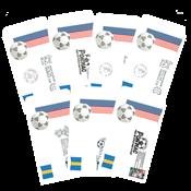 USA - World Cup - 1994 - 7 envelopes