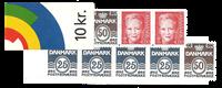 Denmark - Stamp booklet 2000 - Mint