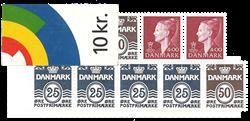 Danmark 1999 - Frimærkehæfte - Postfrisk