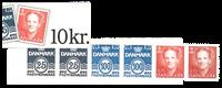 Danmark 1996 - Frimærkehæfte - Postfrisk