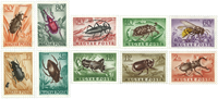 Hungary AFA 1329-38 mint