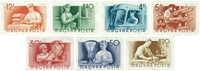 Hungary - AFA no. 1421-27 - Mint