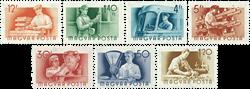 Ungarn AFA 1421-27 - Postfrisk