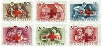 Hungary - AFA no. 1457-62 - Mint