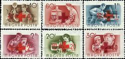 Ungarn AFA 1457-62 - Postfrisk