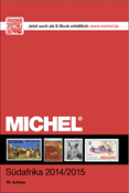 Michel stamp catalogue - South Africa - 2014/2015