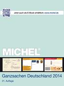 Michel frimærkekatalog - Tyskland helsager 13/14