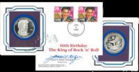 ELVIS - 50 dollarin kolikkokirje 1995