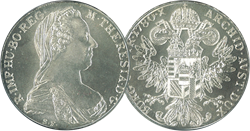 Østrig - Maria Theresia sølvdaler