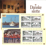 Danmark 1949 - Danmark - Slotte - Hæfte - Postfrisk