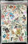 Hele Verden - Dubletlot - 6000 frimærker