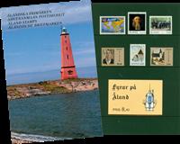Åland - Årsmappe 1992